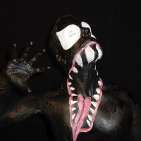 Black Spiderman (Bodypaint by Kai)